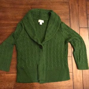 Size M Ann Taylor LOFT sweater